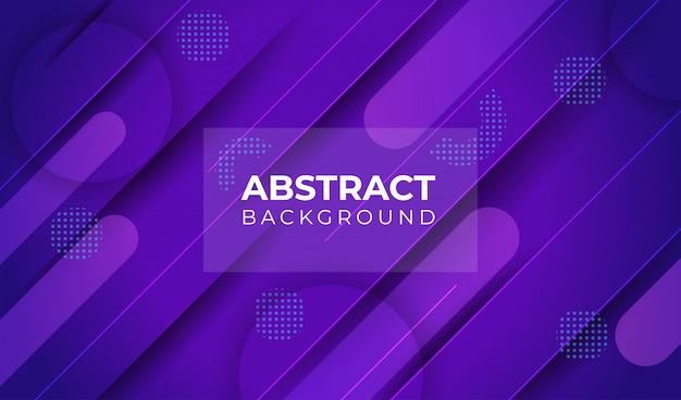 Moderne abstrakte hintergrunddesignschablone Premium Vektoren