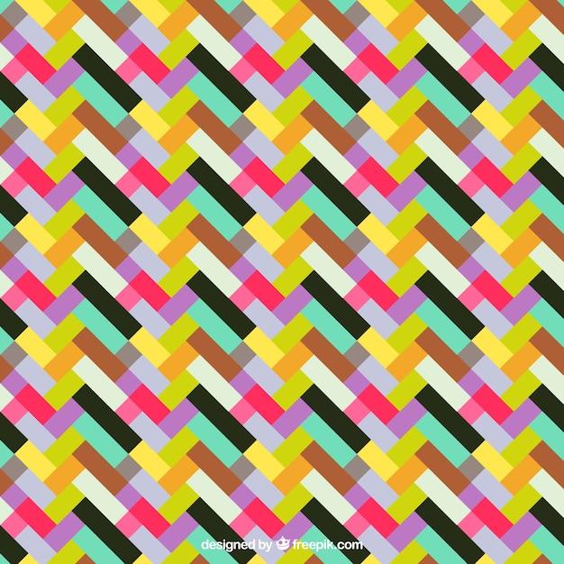 moderne helle farben geometrischen muster download der. Black Bedroom Furniture Sets. Home Design Ideas