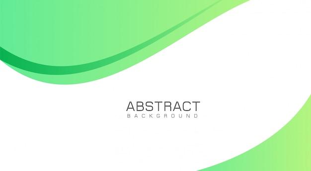 Modernes abstraktes vorsatzdesign Premium Vektoren