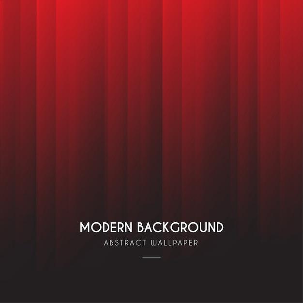 Modernes rot bauen hintergrund ab Kostenlosen Vektoren