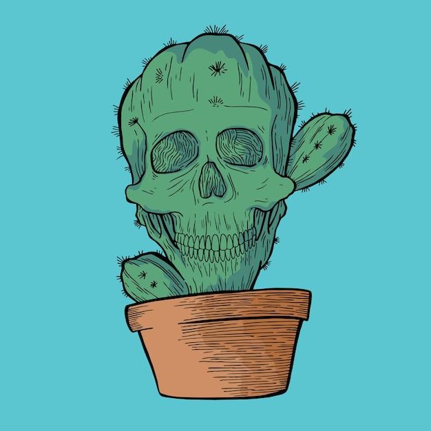 Monsterpflanze Premium Vektoren