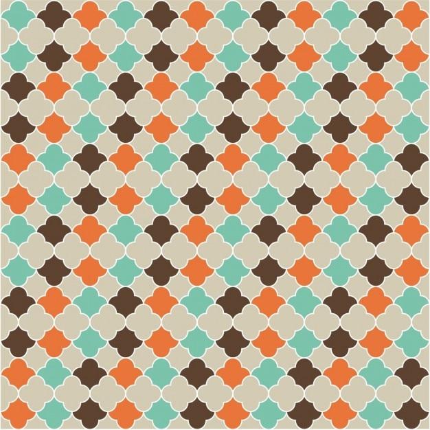 mosaik muster in islamischen stil download der kostenlosen vektor. Black Bedroom Furniture Sets. Home Design Ideas