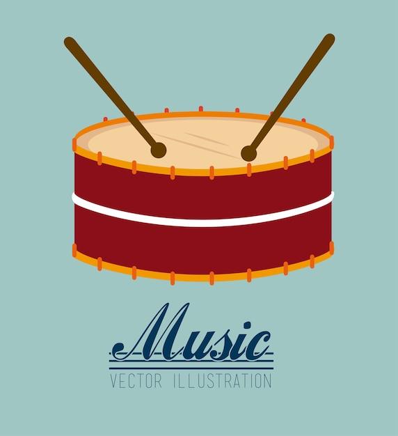 Musik-design Premium Vektoren