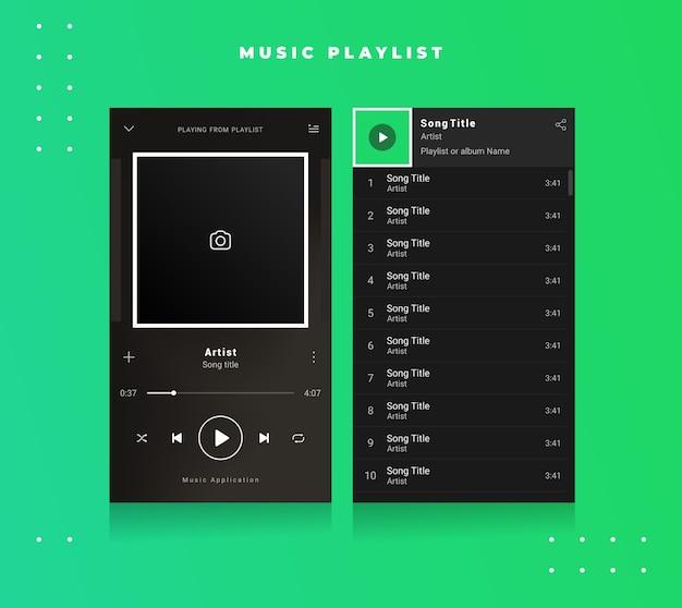 Musik spielen Premium Vektoren