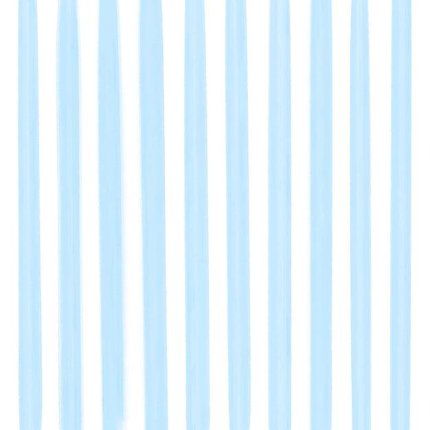Muster der blauen und weißen streifen Premium Vektoren