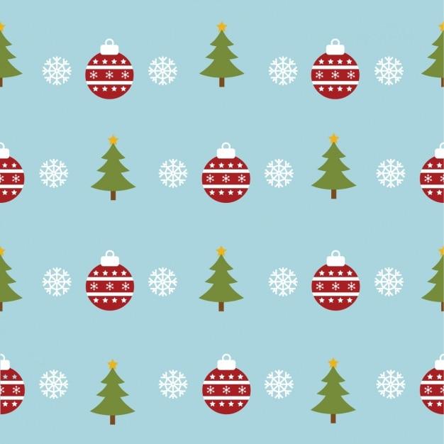 muster mit weihnachten elemente download der kostenlosen. Black Bedroom Furniture Sets. Home Design Ideas