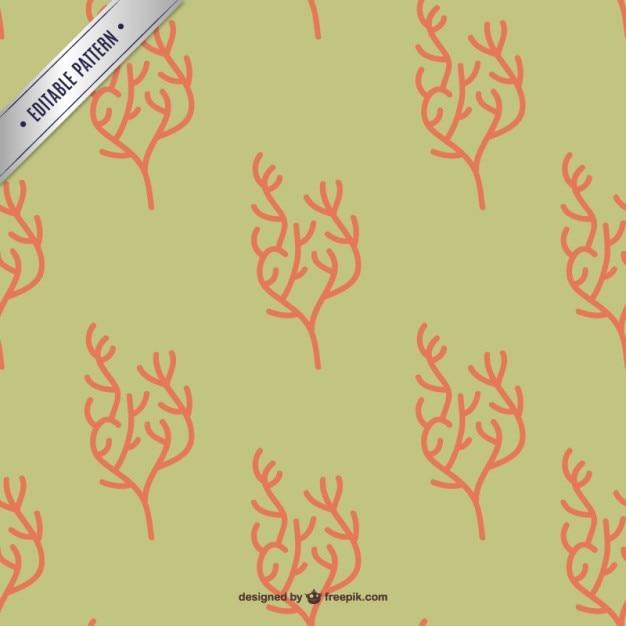Muster pflanzen vektor nahtlose design download der for Design pflanzen