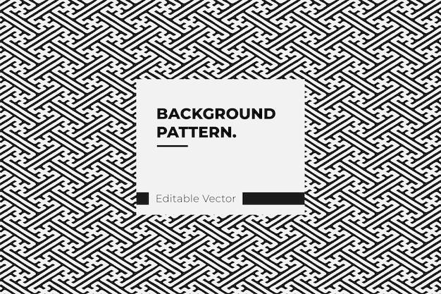 Muster tapete hintergrund textur abstrakte kunst Premium Vektoren