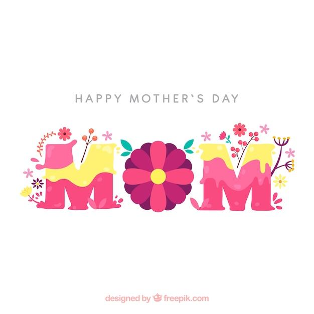 Ungewöhnlich Kostenlose Mütter Tag Färbung Karten Bilder - Ideen ...