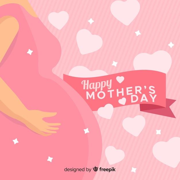 Muttertag Kostenlosen Vektoren