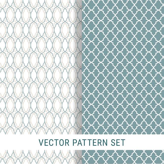 Nahtlose geometrische muster. elegantes druckdesign für teppiche. transparenter hintergrund Premium Vektoren