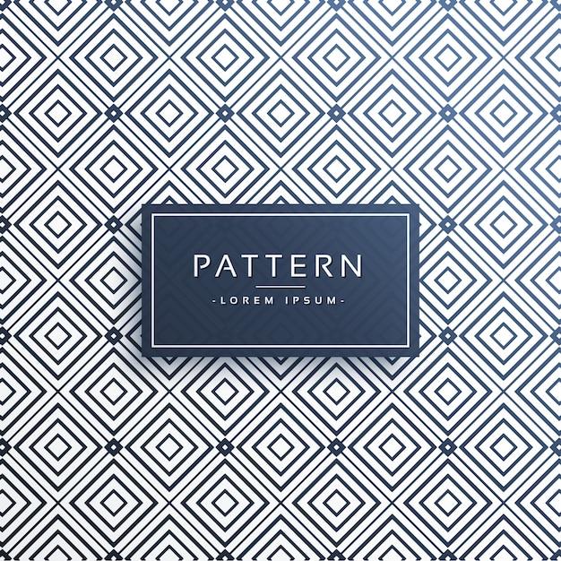 Nahtlose Streifen geometrischen Linien Muster Hintergrund Kostenlose Vektoren
