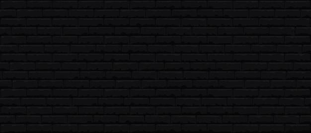 Nahtloser hintergrund des backsteinmauer-musters. realistischer dekorativer hintergrund. Premium Vektoren