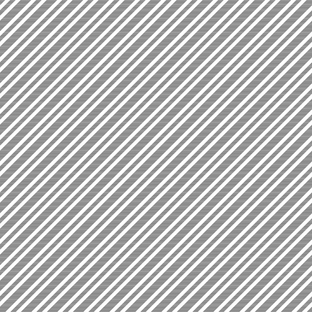 Nahtloses muster der schwarzen weißen diagonalen beschaffenheit Premium Vektoren