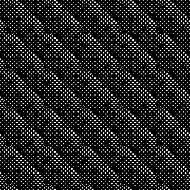 Nahtloses schwarzweiss-musterdesign Premium Vektoren
