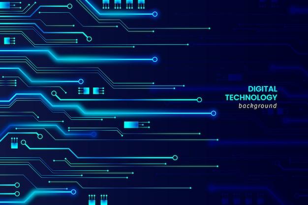 Neon platine hintergrund Kostenlosen Vektoren