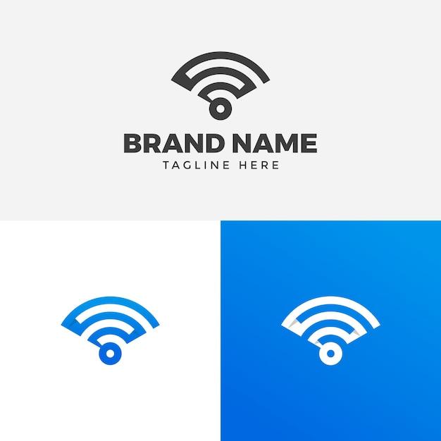 Netzwerk lettermark s Premium Vektoren