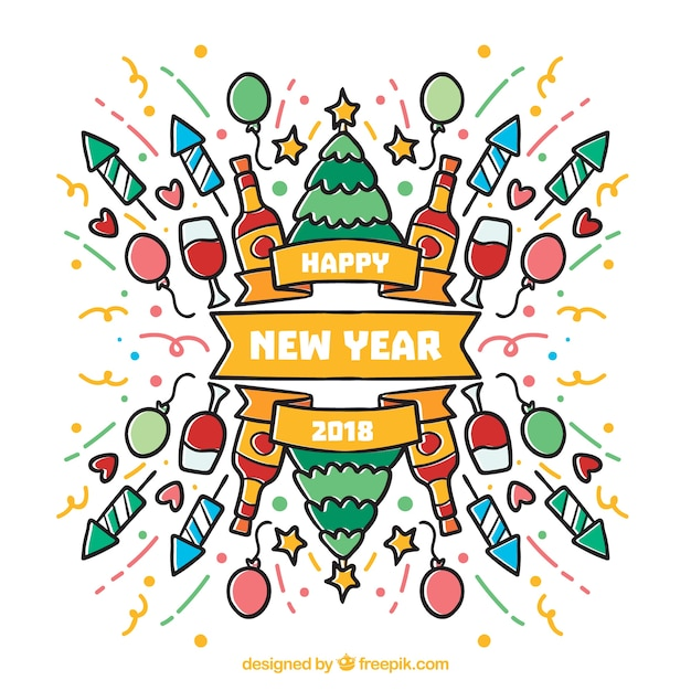 Neujahrswünsche Bilder Kostenlos 2018