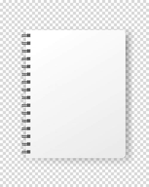 Notebook-vektor Premium Vektoren