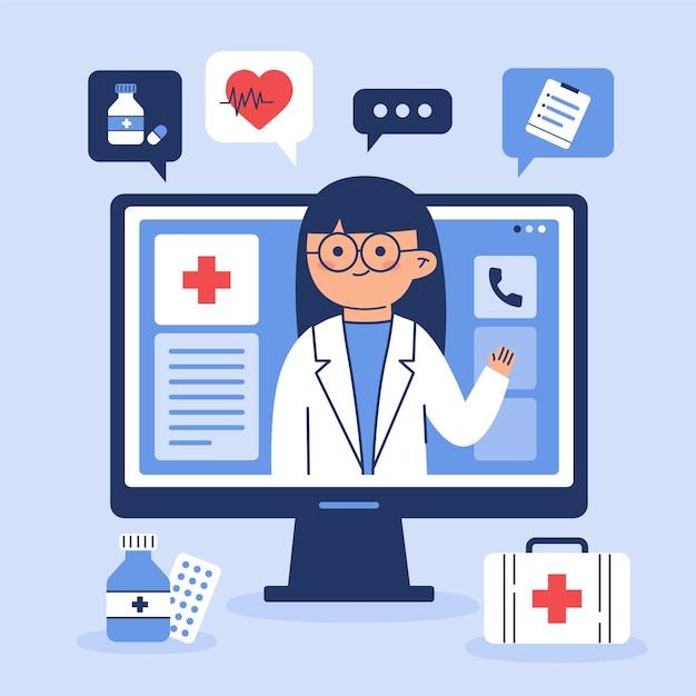 Online Doctor Kostenlos