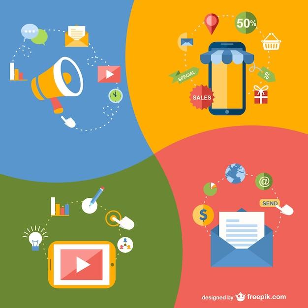 Online Bewerbung Vektor Design Download Der Kostenlosen Vektor