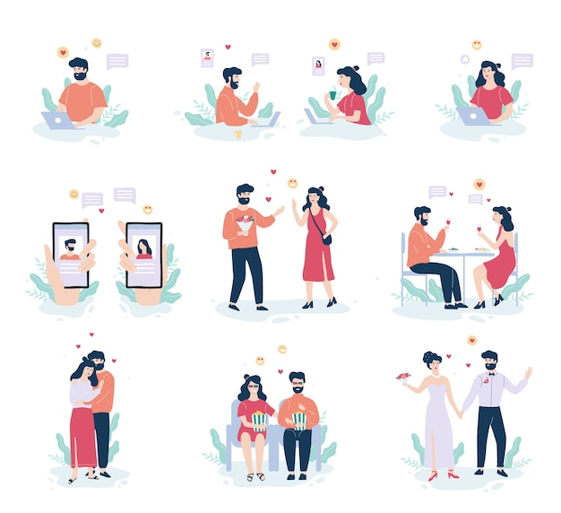 Beziehungen und dating-apps