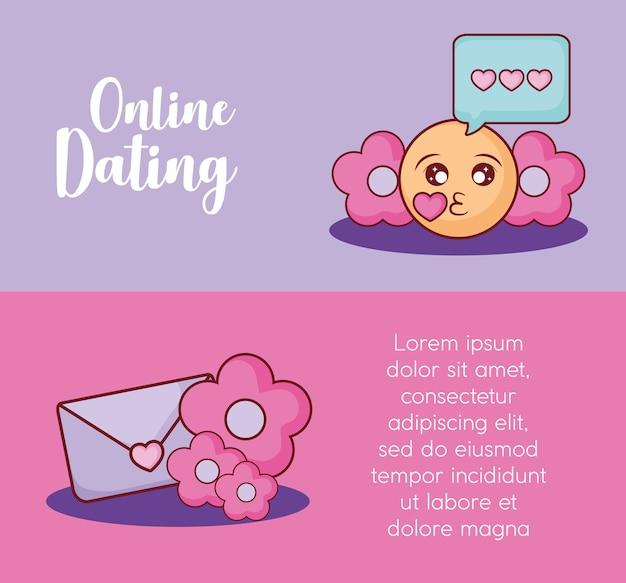 Gelbe Werbetreiber-Dating-Website
