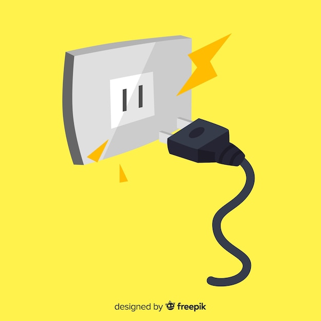 Outlet-hintergrund Kostenlosen Vektoren