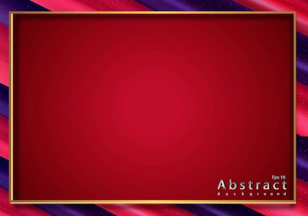 Papierschnitt abstrakte farbe lutscher mit textur 3d Kostenlosen Vektoren