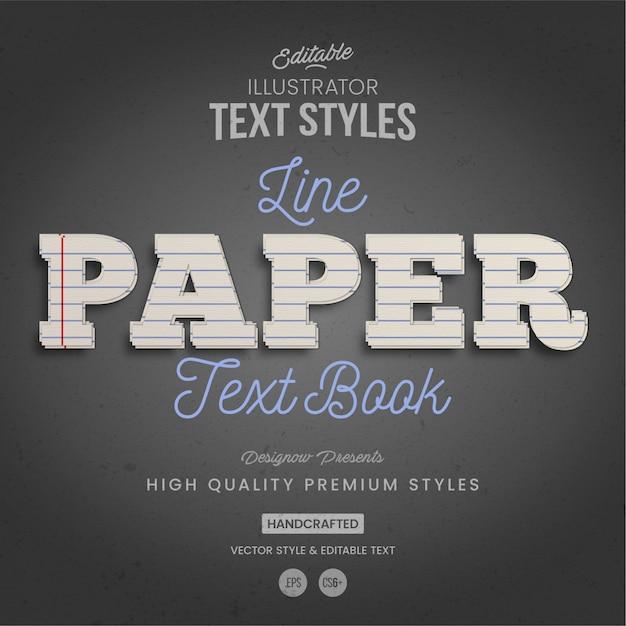 Papiertextstil Premium Vektoren