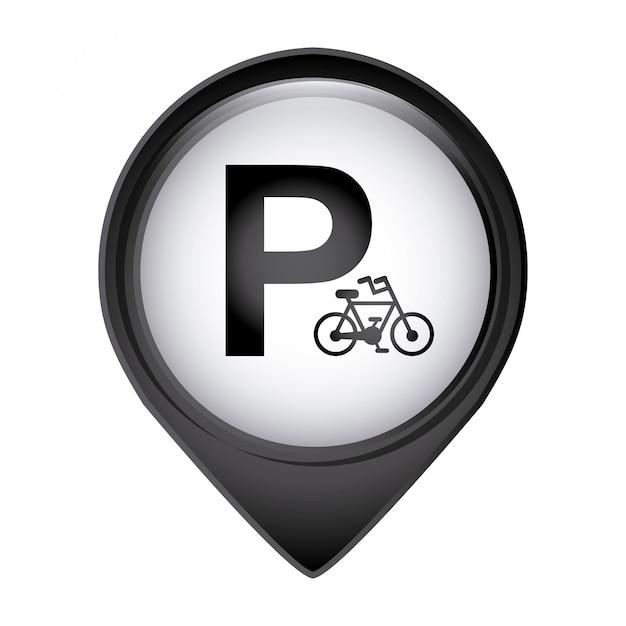 Parkplatz Kostenlosen Vektoren