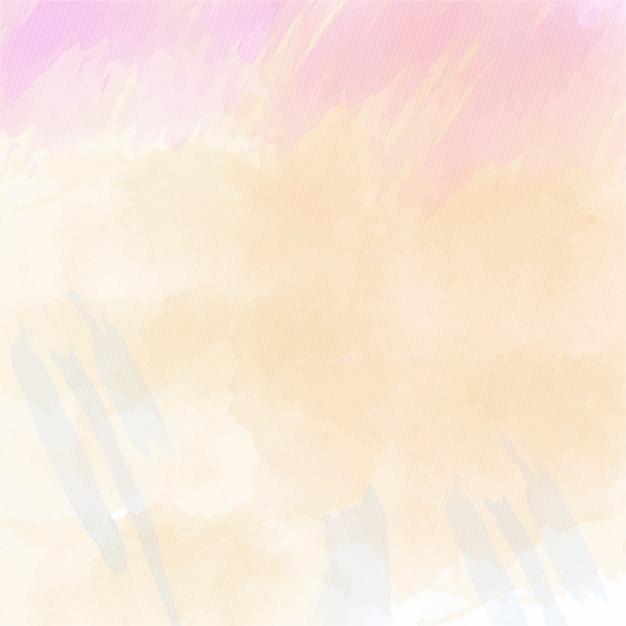 Pastell aquarell hintergrund Kostenlosen Vektoren