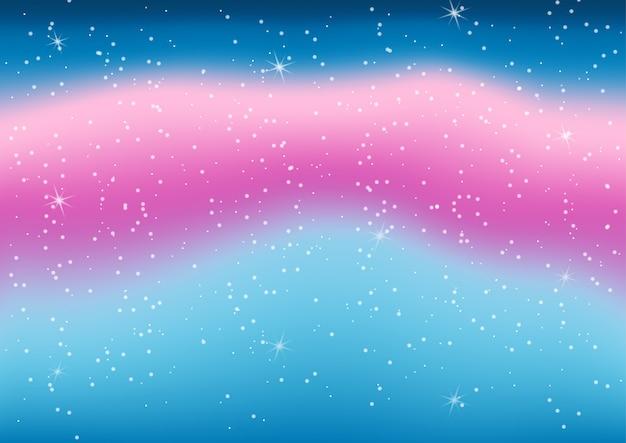 Pastellfarbzusammenfassungshintergrund mit bokeh Premium Vektoren
