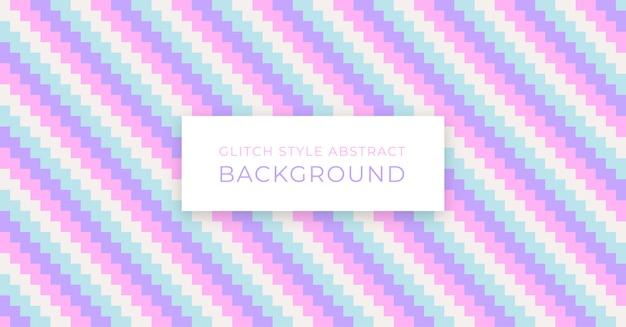Pastellstörschub-art-zusammenfassungs-hintergrund Premium Vektoren