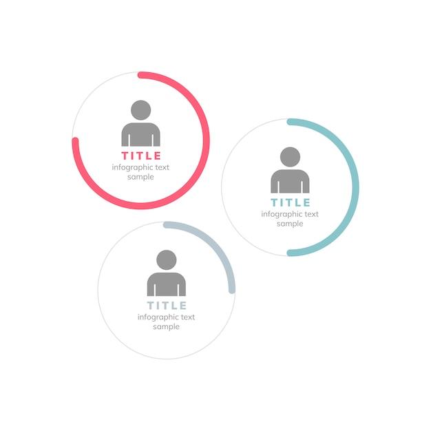 Performance-manager-diagramm unternehmensvektor Kostenlosen Vektoren