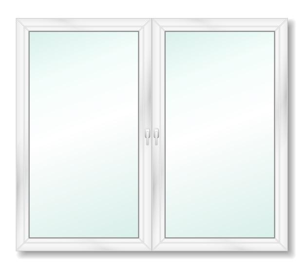 Plastikfenster Premium Vektoren