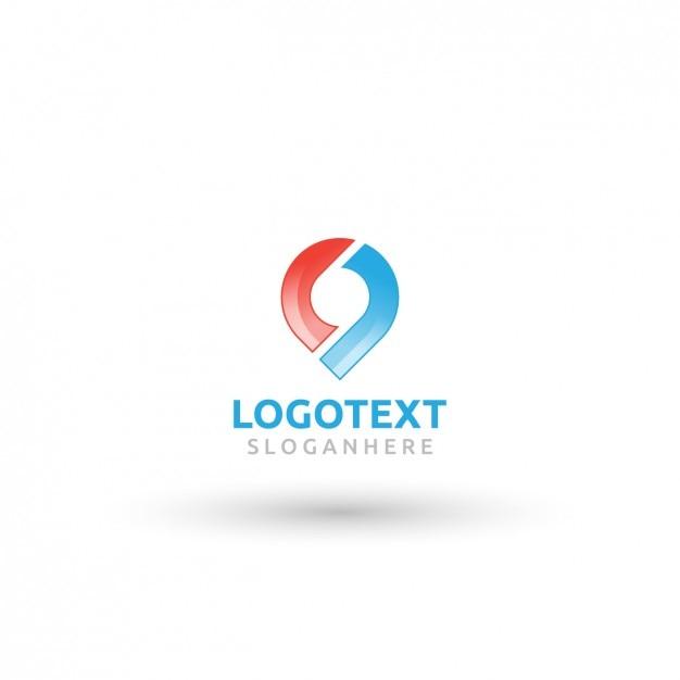 Platzhalter logo-vorlage Kostenlosen Vektoren