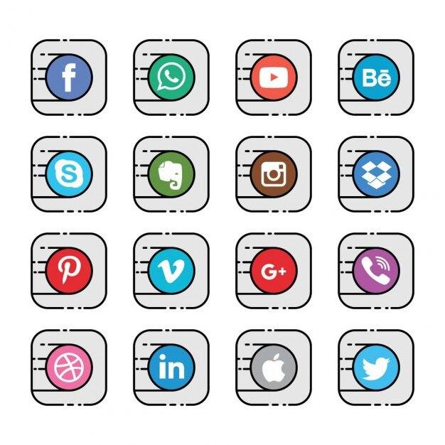 Nett Kostenlose Vorlage Für Ein Soziales Netzwerk Bilder - Beispiel ...