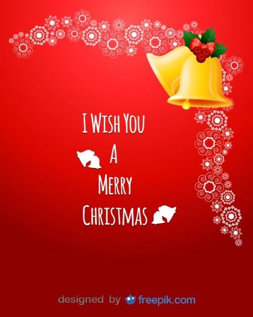 Postkarte Ich wünsche Ihnen ein frohes Weihnachtsfest mit einem Paar ...