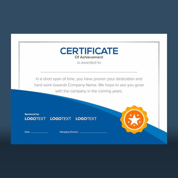 Professional Appreciation-Zertifikatvorlagen | Download der Premium ...