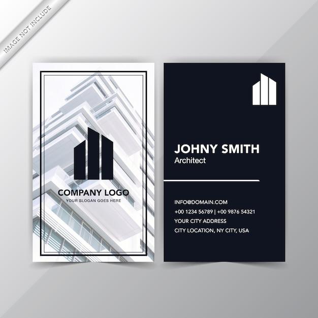 Professionelles Und Kreatives Visitenkarten Design