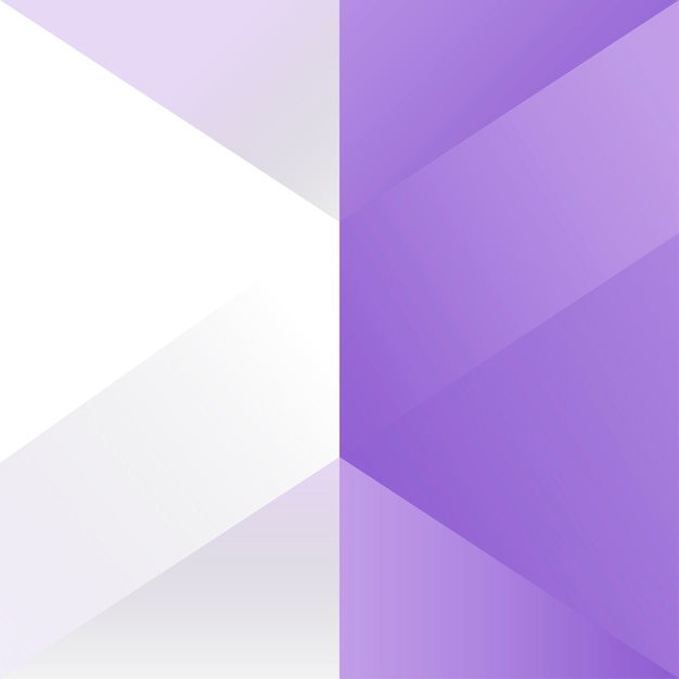 Purpurroter geometrischer hintergrunddesignvektor Kostenlosen Vektoren