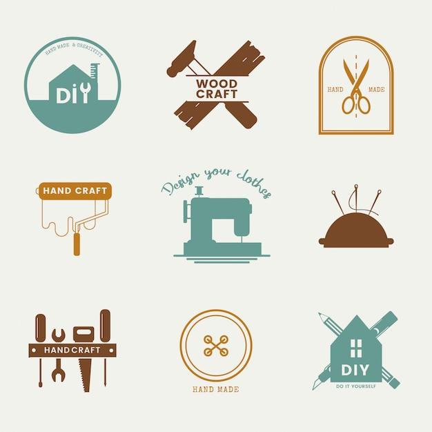 Qualifizierte service-business-logo-design Kostenlosen Vektoren