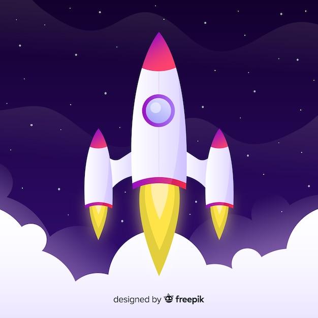 Rakete Kostenlosen Vektoren