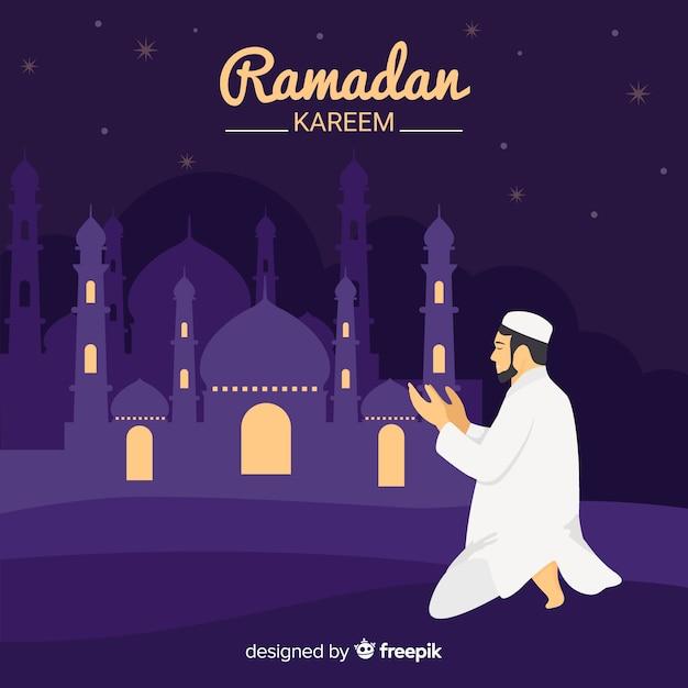 Ramadan Kostenlosen Vektoren