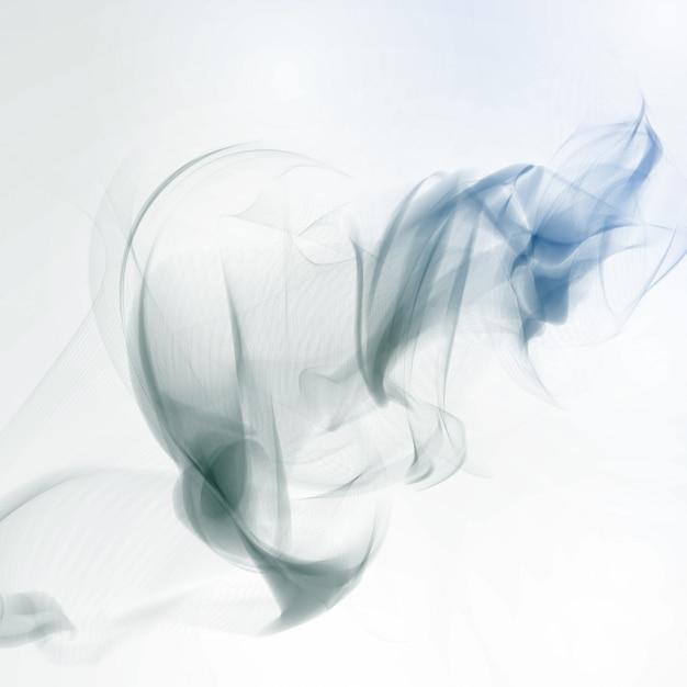 Rauch abstrakten hintergrund Premium Vektoren