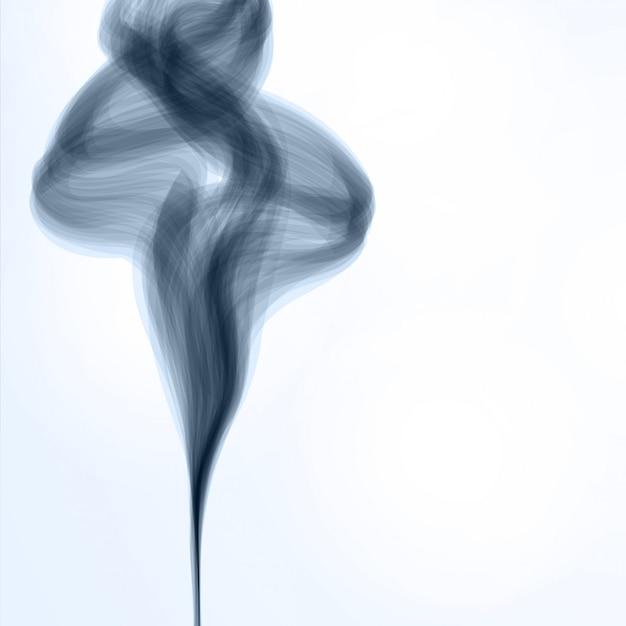 Rauchen sie hintergrund - abstrakte zusammensetzung illustration, kunstkonzept Premium Vektoren