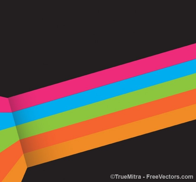regenbogen muster bunte linien - photo #9