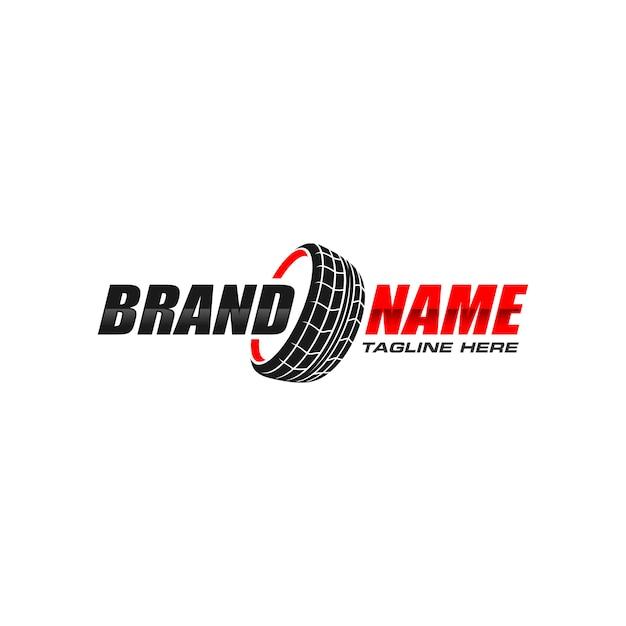 Reifen logo Premium Vektoren