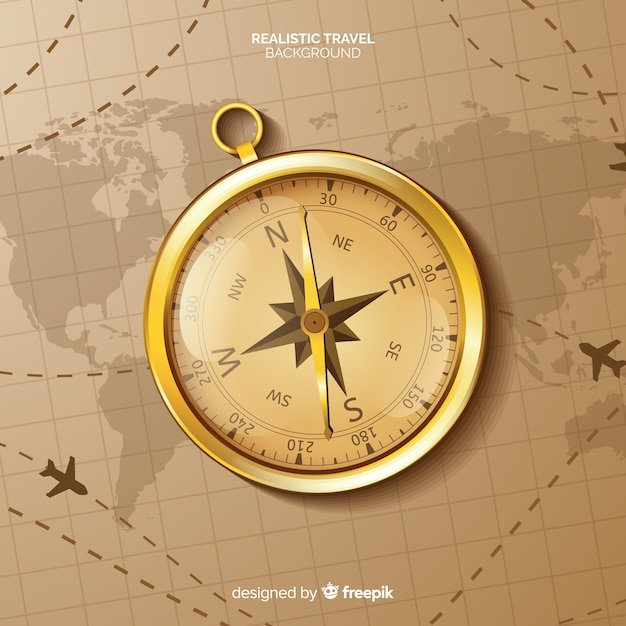 Reise-hintergrund Kostenlosen Vektoren